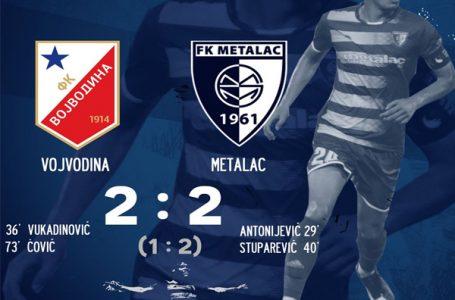 Stuparević: Napravio sam pravi potez dolaskom u Metalac