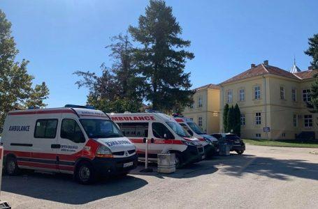 Izveštaj iz Kovid dela Opšte bolnice – 22. oktobar